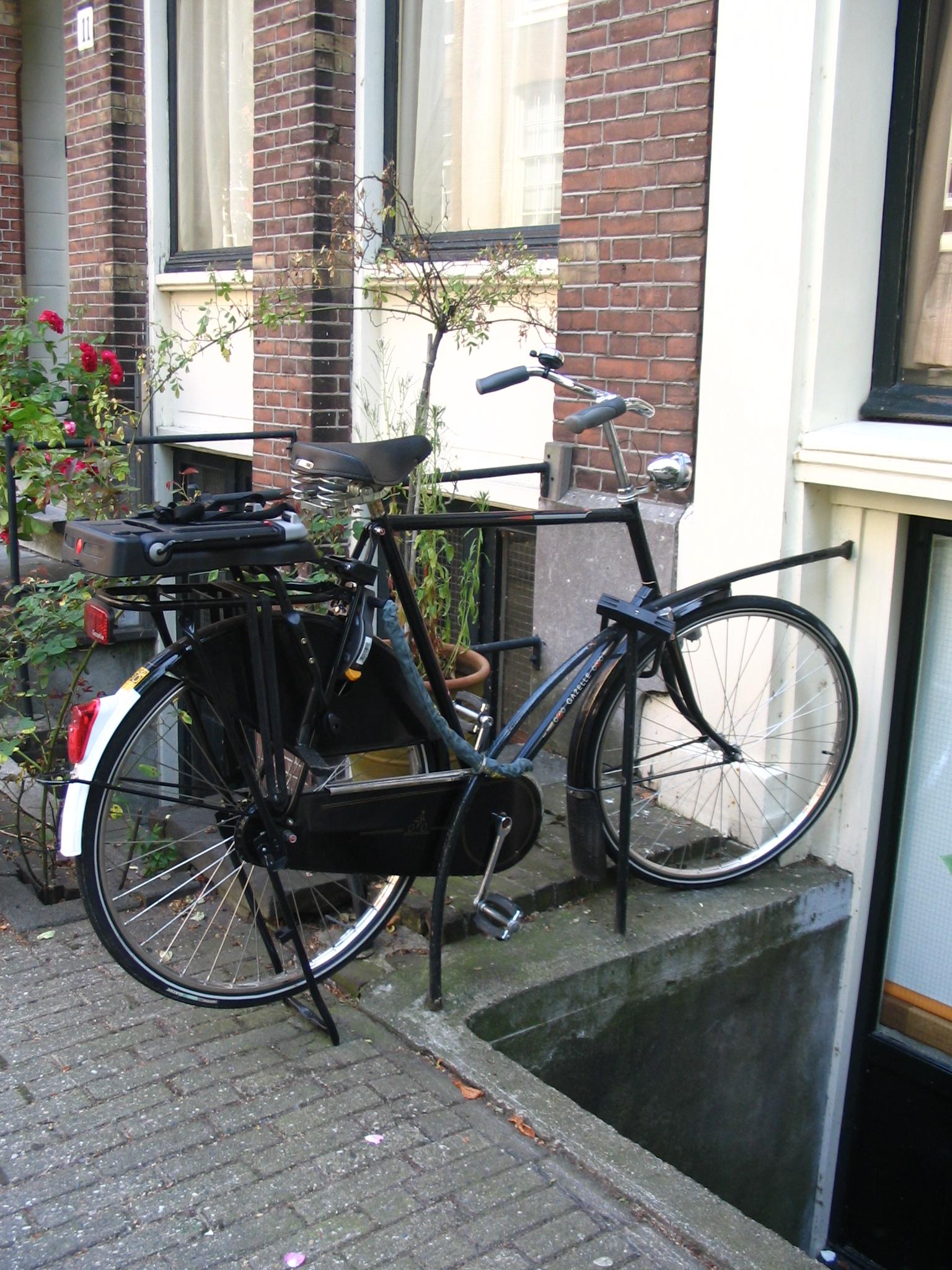 Vélo hollandais, le plus urbain