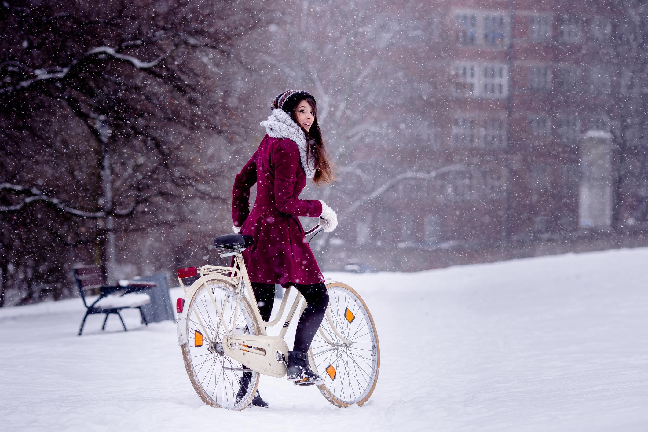 L'équipement nécessaire pour faire du vélo en hiver